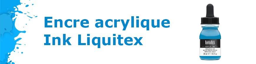 Encre acrylique Liquitex