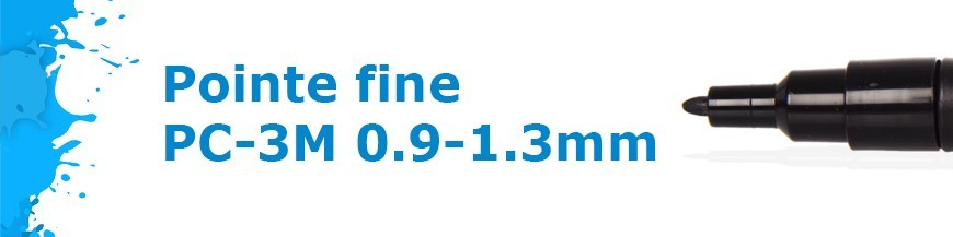 Pointe fine PC-3M 0.9-1.3mm