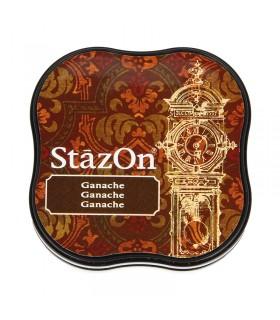 Encreur permanent Stazon Ganache 3.8x3.8cm