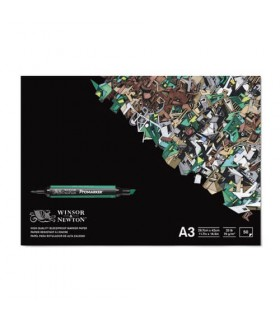 Bloc Papier Bleedproof Winsor&Newton A3 50 feuilles