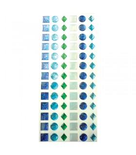 78 Strass pierres epoxy Boy12mm Graine Créative