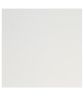 Papier scrapbooking white 30x30cm Bazzill