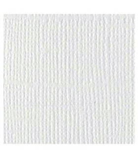 Papier scrapbooking vanilla 30x30cm Bazzill
