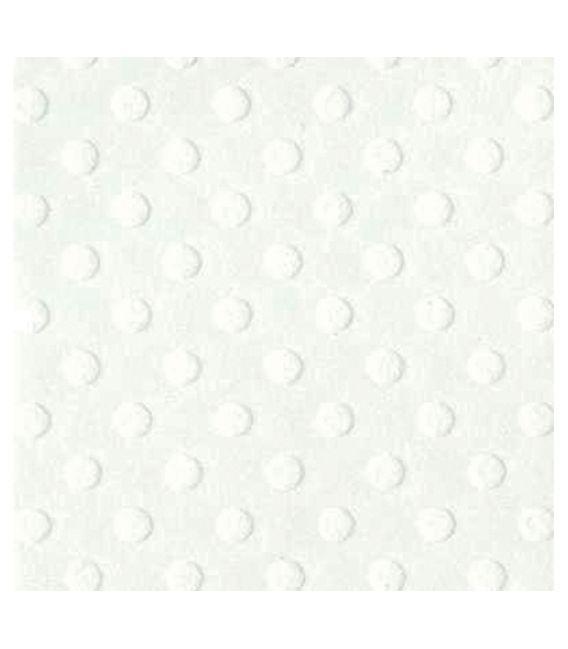 Papier scrapbooking salt 30x30cm Bazzill