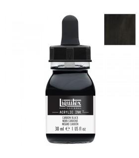 Encre acrylique Liquitex Ink Noir carbone 30ml