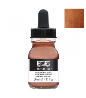 Encre acrylique Liquitex Ink Cuivre iridescent 30ml