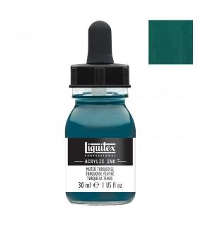 Encre acrylique Liquitex Ink Turquoise Feutré 30ml