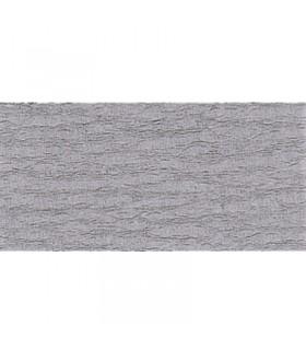Papier crépon Gris 2.5mx50cm Clairefontaine