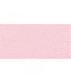 Papier crépon Rose pâle 2.5mx50cm Clairefontaine