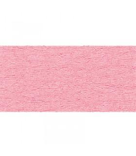 Papier crépon Rose moyen 2.5mx50cm Clairefontaine