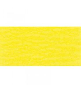 Papier crépon Jaune citron 2.5mx50cm Clairefontaine