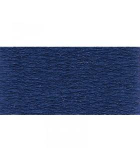 Papier crépon Bleu marine 2.5mx50cm Clairefontaine