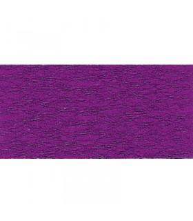Papier crépon Violet 2.5mx50cm Clairefontaine