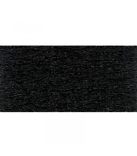 Papier crépon Noir 2.5mx50cm Clairefontaine