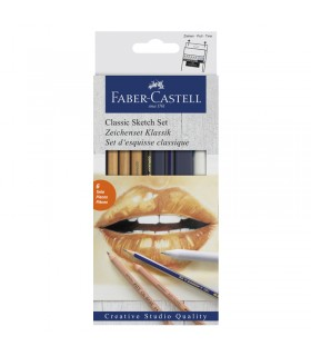 Set equisse graphite Faber-Castell