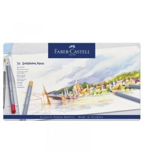 Boite de 36 Crayon Goldfaber Aquarelle Faber-Castell