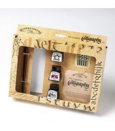 Kit de Calligraphie Winsor & Newton