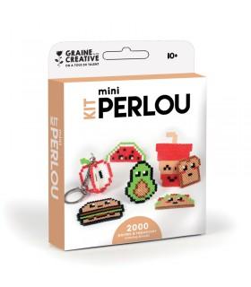 kit mini perlou Junk Food Graine Créative