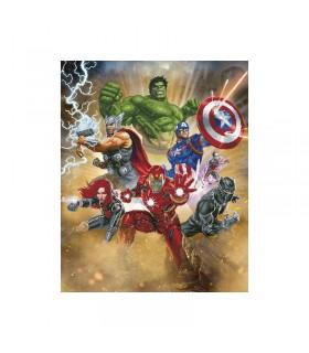Broderie diamant Camelot Dotz Marvel Les Avengers