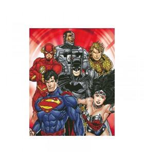 Broderie diamant Camelot Dotz DC Comics Justice League