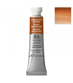 Peinture aquarelle W&N Brun Magnésium 381 tube 5ml