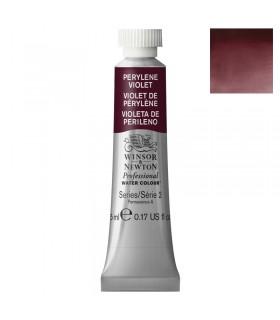 Peinture aquarelle W&N Violet de Pérylène 470 tube 5ml