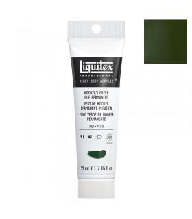 Peinture acrylique Liquitex Heavy body 59ml Vert de hooker imitation 224