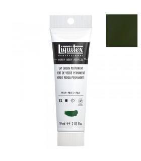 Peinture acrylique Liquitex Heavy body 59ml Vert de vessie 315