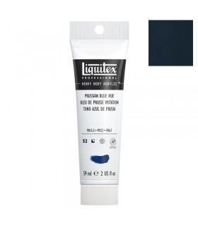 Peinture acrylique Liquitex Heavy body 59ml Bleu de Prusse imitation 320