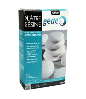 Plâtre Résine 1kg Pébéo
