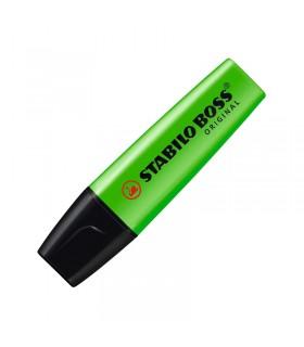 Surligneur Stabilo Boss Vert