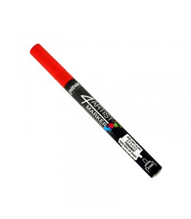 4Artist Marker Rouge pointe ronde 2 mm