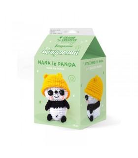 Kit Amigurumi Nana le Panda Graine créative