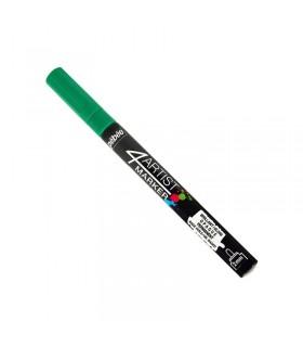 4Artist Marker Vert foncé pointe ronde 2 mm