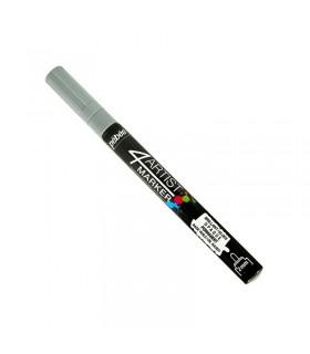 4Artist Marker Gris pointe ronde 2 mm