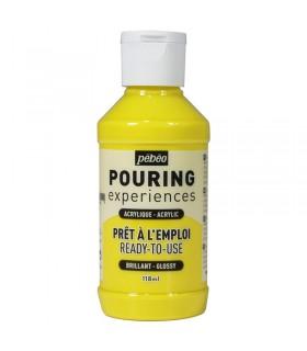 Jaune Primaire n°11 Pouring Pébéo