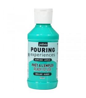 Vert d'eau n°19 Pouring Pébéo 118ml