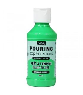 Vert Lumière n°20 Pouring Pébéo 118ml