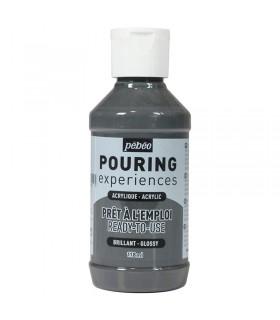 Gris foncé n°21 Pouring Pébéo 118ml