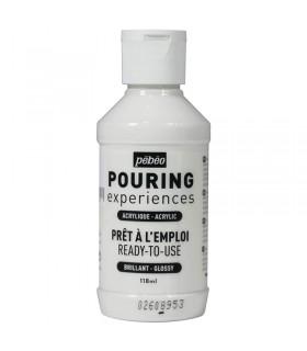 Blanc de Titane n°23 Pouring Pébéo 118ml
