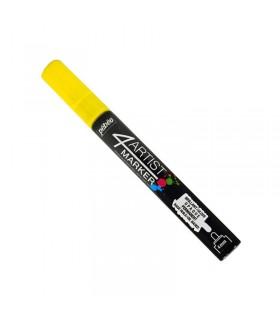 4Artist Marker Jaune pointe ronde 4 mm