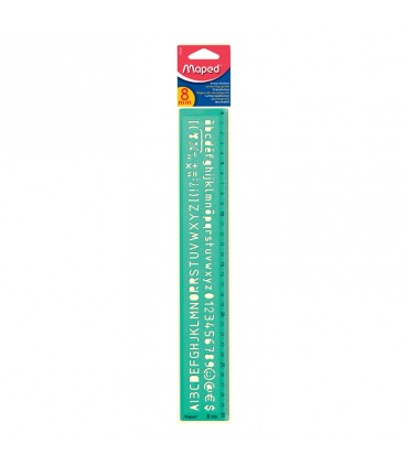 Trace Lettres 8mm Maped