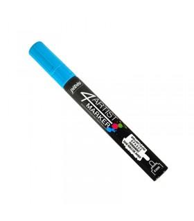 4Artist Marker Bleu clair pointe ronde 4 mm