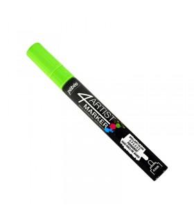 4Artist Marker Vert clair pointe ronde 4 mm