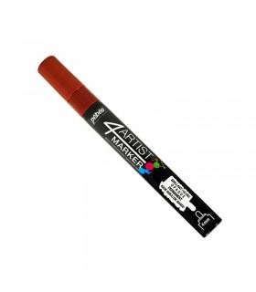 4Artist Marker Marron pointe ronde 4 mm