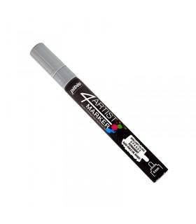 4Artist Marker Argent pointe ronde 4 mm