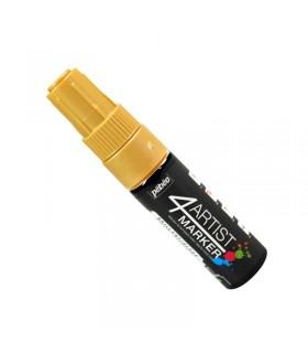 4Artist Marker Or pointe biseautée 8 mm