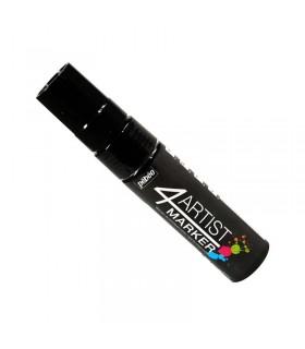 4Artist Marker Noir pointe plate 15 mm