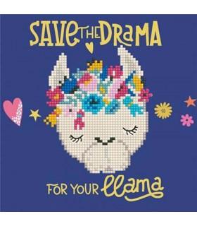 Diamond Art Save the Drama For You