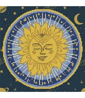 Diamond Art Mandala Soleil